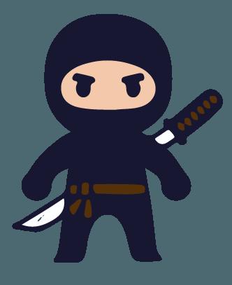 ninjakicksbrown