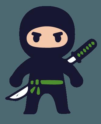 ninjakicksgreen